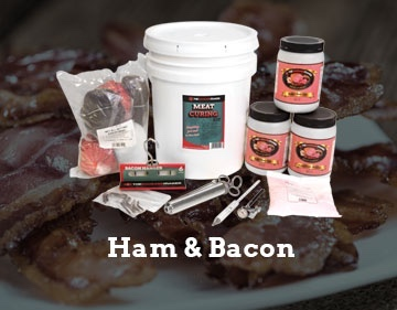 DIY Ham and Bacon Accessories