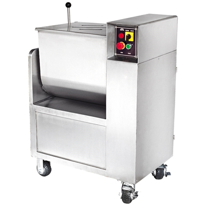 110 Lb Stainless Steel Commercial Meat Mixer