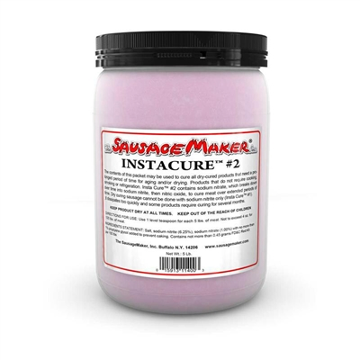 Insta Cure 2 Time Release Dry Cure 5lbs
