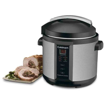 Cuisinart Cpc 600 Electric Pressure Cooker